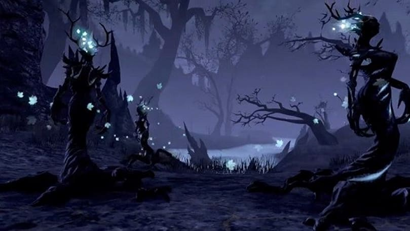 The Elder Scrolls Online gets a new trailer, Journey to Coldharbour