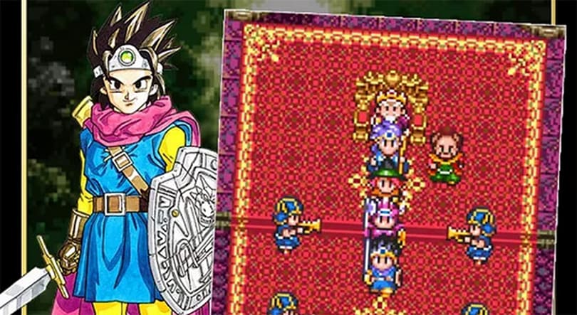 Dragon Quest 3 now adventuring on iOS, Android