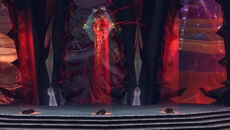 Totem Talk: Restoration in The Crimson Halls