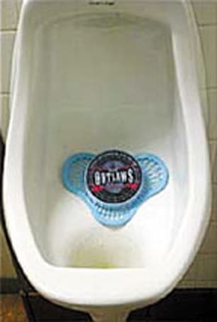 Talking urinals invade privacy