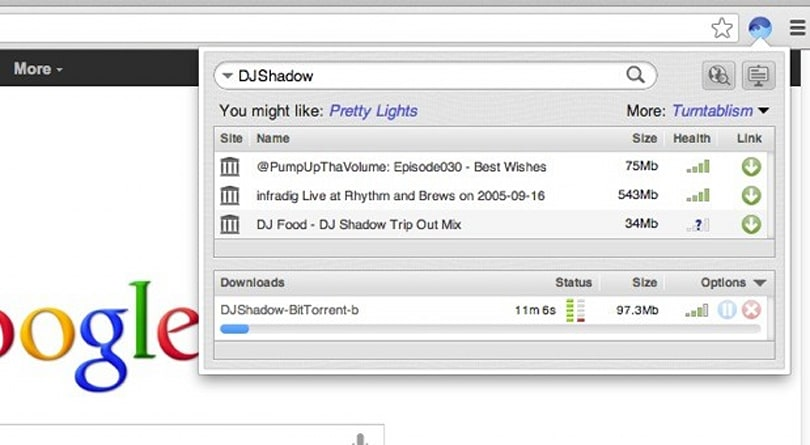 BitTorrent Surf plugin launches in beta on both Chrome and Firefox