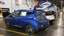 Chevy starts manufacturing the Bolt