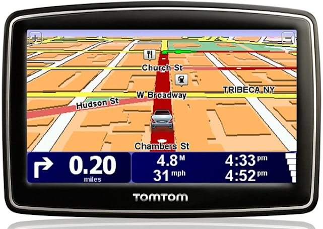 TomTom XL 335S: mostly the same, but slightly cheaper