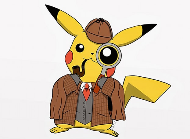 Report: Nintendo trademarks mysterious 'Great Detective Pikachu'