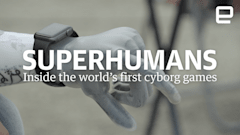 Human and machine become one for birth of the Cybathlon