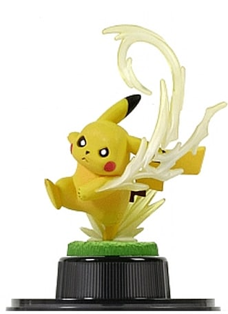 Pokemon trading figure game due next month