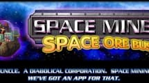 TUAW's Daily App: Space Miner: Space Ore Bust