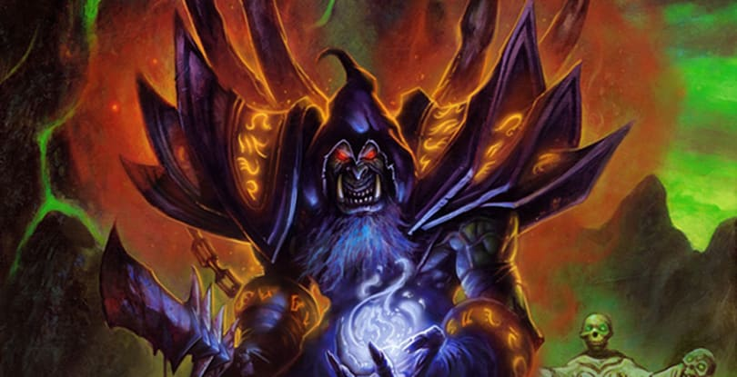 Know Your Lore: Gul'dan, the soul of evil