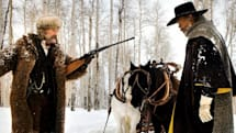 Leaked 'Hateful Eight' DVD screener linked to Hollywood exec