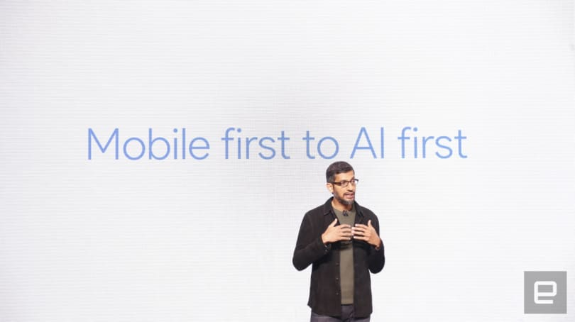Google baked its AI 'Assistant' into the new Pixel phones