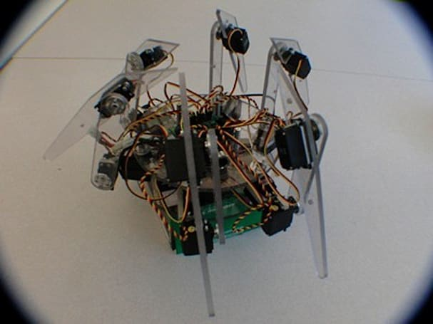 High schoolers create face-tracking spiderbot, Tom Selleck comes out of retirement
