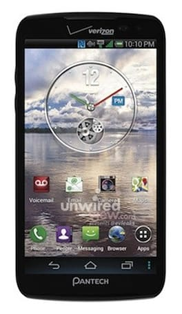 Verizon-bound Pantech Perception leaks: 1.5GHz S4, 720p display, LTE and Android