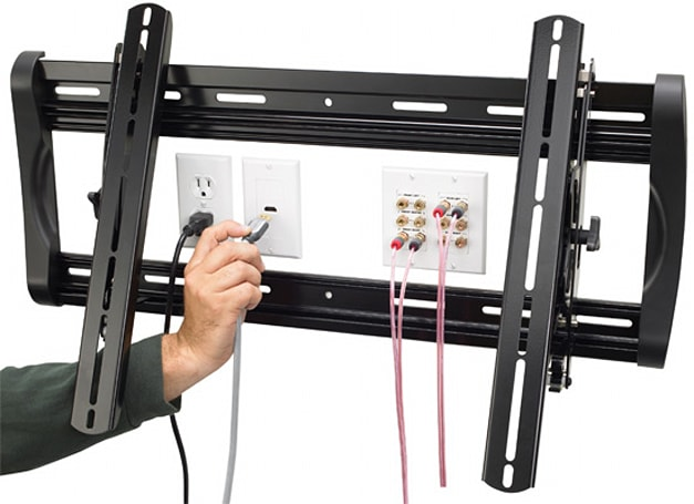 Sanus joins the tilting wall mount crowd with VisionMount LT25