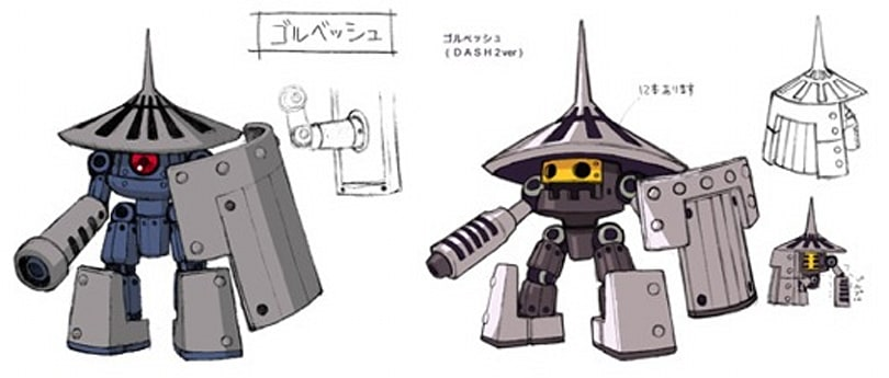 Bring back your favorite Reaverbot for Mega Man Legends 3