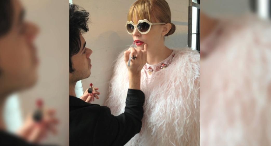 Shop this look: Get the Kate Spade runway makeup look