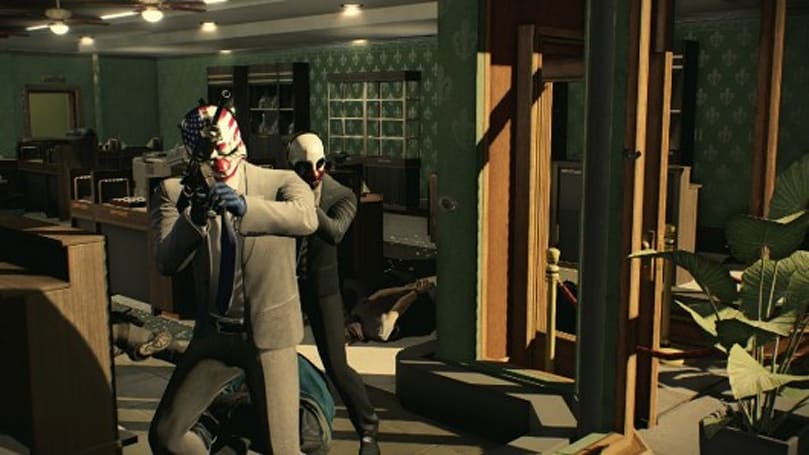 Strict planning and randomized robbery in Payday 2