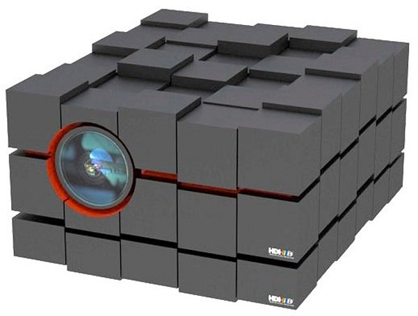 HDI 3D to ship new line of 3D projectors next year, we mortgage our homes