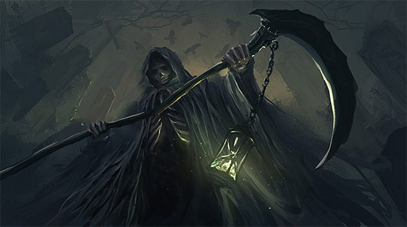 Death keeps tally of your failures in Shadowgate trailer