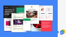 Google Drive saves individual Slides, Docs or Sheets offline