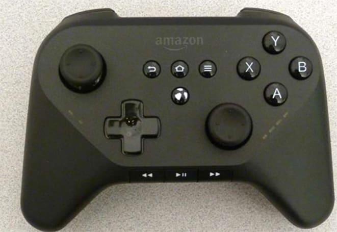 Rumor: Take a look at Amazon's Bluetooth gamepad