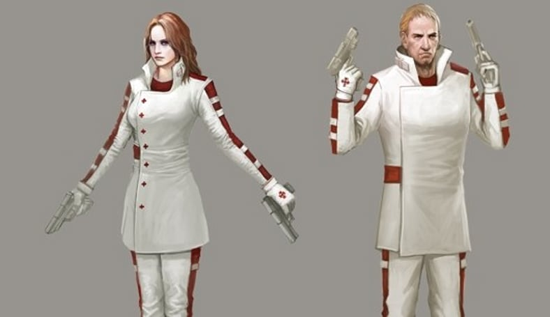 The Secret World sketches out the Templars