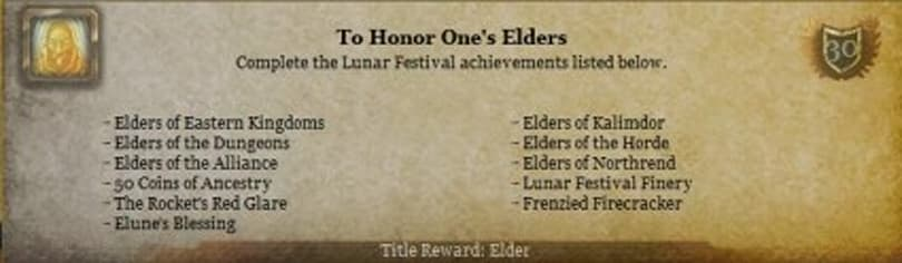 The OverAchiever: Completing the Lunar Festival Achievements [Updated x2]