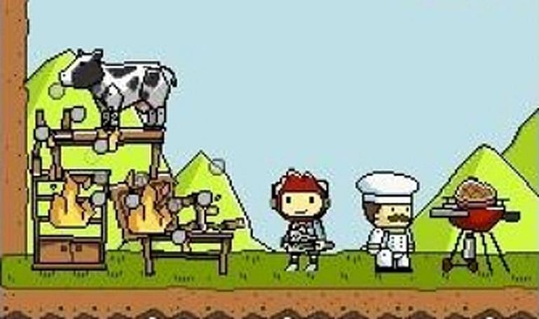 Scribblenauts passes our ten-word challenge with flying colors