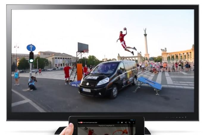 MMObility: Google's new Chromecast shows screen size does not matter