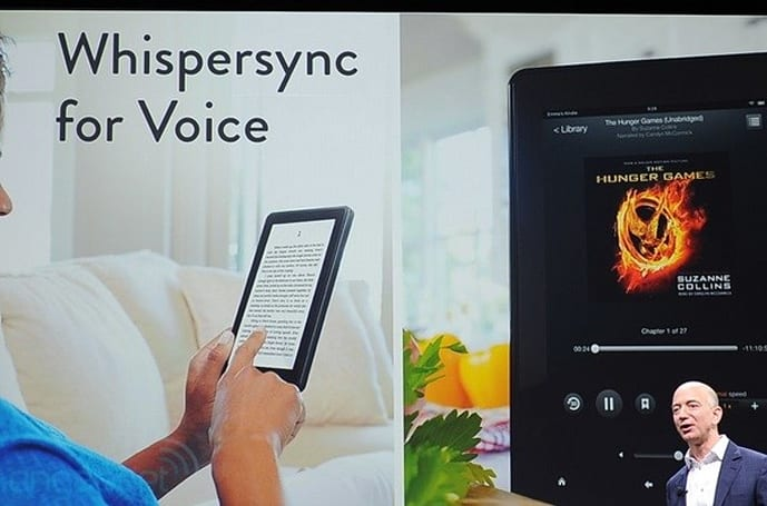 Amazon announces Whispersync for Voice and Whispersync for Games, cloud syncing goes meta