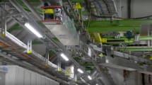 TIM, die Prüfroboter des LHC