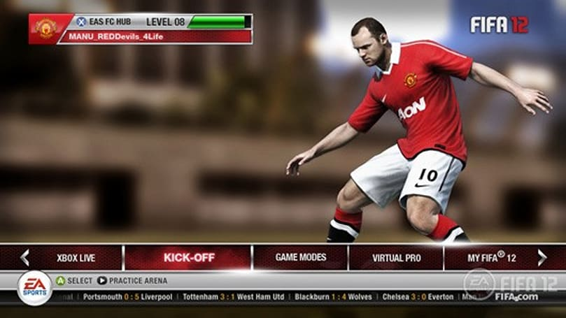 EA Sports Football Club is for FIFA, despite what you may have thought