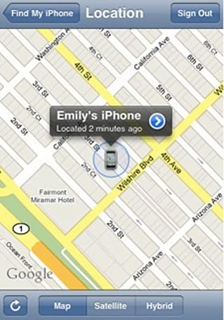 Find my iPhone to be free in iOS 4.2 for current-gen devices
