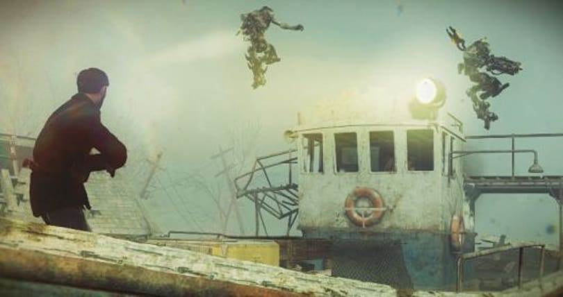Resistance 3 preview: I'm on a Boat!