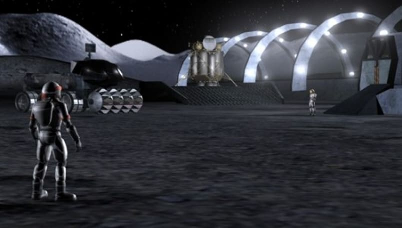 Astronaut: Moon, Mars and Beyond prepares to plumb the depths of space for adventure