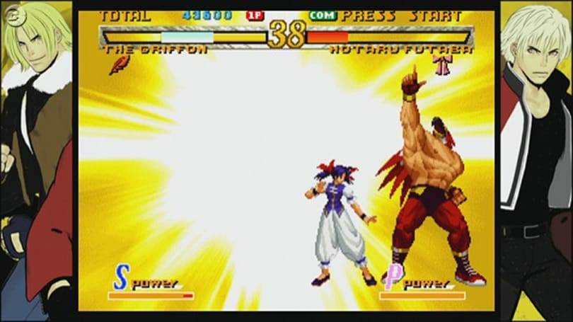 Garou: Mark of the Wolves marks XBLA next week