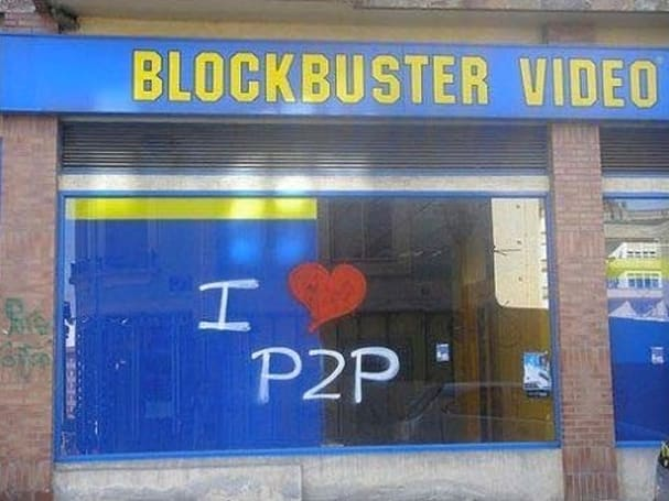 Blockbuster going up for sale, hoping to live up to its name