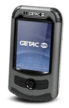 Getac's rugged PS535E Windows Mobile handheld does GPS