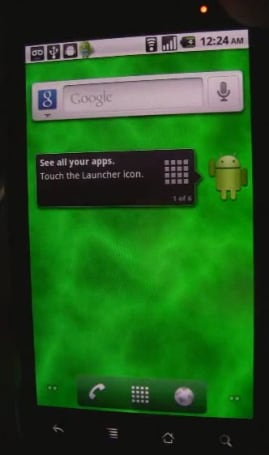 Android 2.2 'Froyo' and Flash run like butter on Nexus One (update)