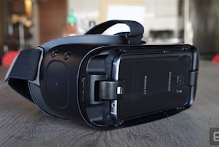 Samsung's new Gear VR is its most comfortable and immersive yet