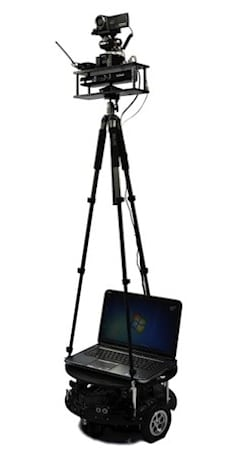 Microsoft announces Robotics @Home contest winner: a SmartTripod that can follow you