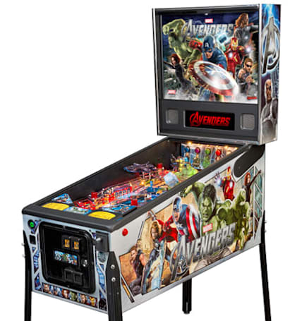 Live from the Engadget CES Stage: an interview with Stern Pinball's Gary Stern (update: video embedded)