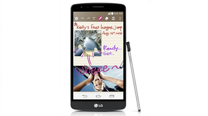 LG unveils a cheaper G3 that comes with a Galaxy Note-baiting stylus