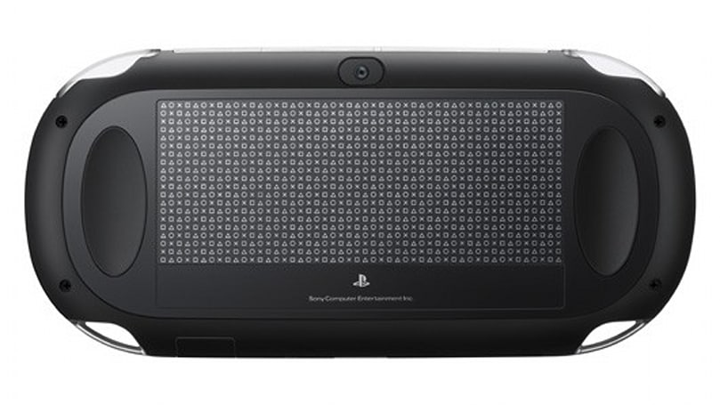 PlayStation Vita's rear touch panel almost got bumped
