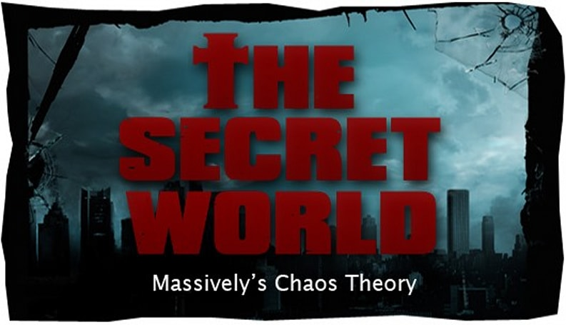 Chaos Theory: Been there, done that, got the guardian event t-shirt in The Secret World