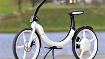 Volkswagen rolls out foldable 'Bik.e' electric bicycle concept