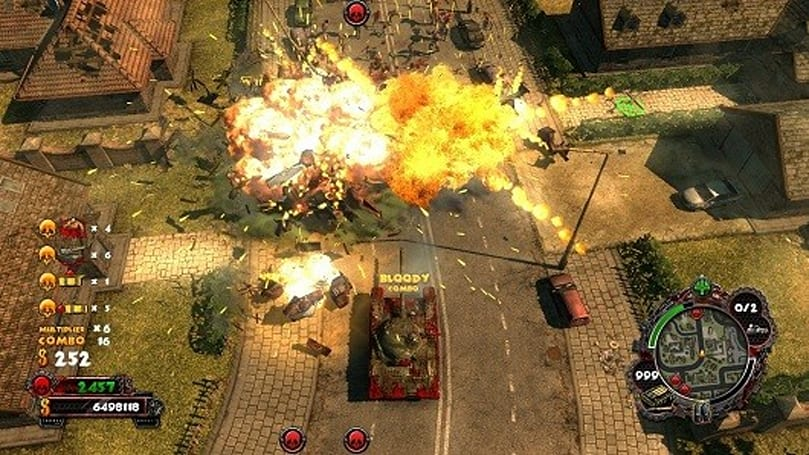 Zombie Driver HD publisher bankruptcy causes PSN Japan, XBLA delisting