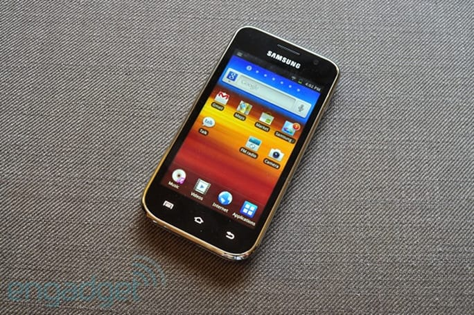 Galaxy Player 4.0 review