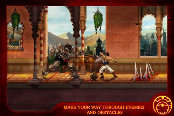 Prince of Persia Classic HD launches, grabs onto ledges on iOS