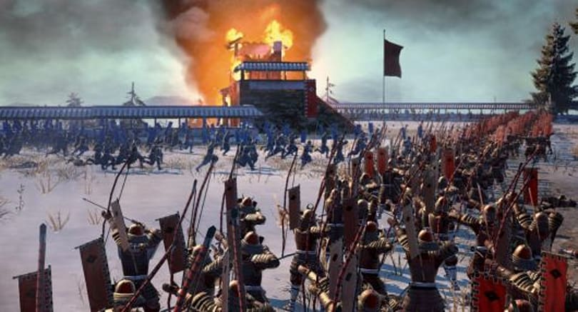 Current gen consoles 'can't cope' with traditional Total War