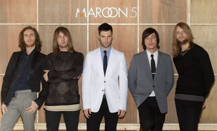 Finally, those Maroon 5 songs you wanted are available in Rocksmith